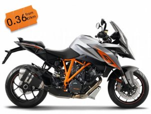KTM 1290 Super Duke GT overview