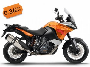 KTM 1190 Adventure rental request