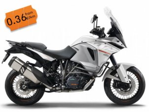 KTM 1290 Super Adventure T rental request