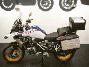 BMW 1250 GS motorcycle rentals